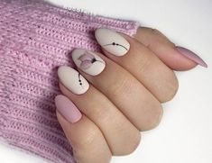 The advantage of the gel is that it allows you to enjoy your French manicure for a long time. There are four different ways to make a French manicure on gel nails. Perfect Nails, Gorgeous Nails, Pretty Nails, Nail Art Blog, Nail Art Hacks, Spring Nail Art, Spring Nails, Matte Nails, My Nails