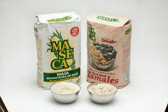 Маса харина переводится как «мука для теста» и используется в качестве основного ингредиента во многих латиноамериканских блюдах. Эта специальная мука представляет собой высушенную форму свежего теста