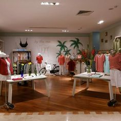 By The Sea Exclusive Counter at DFS Bali Galleria