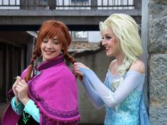 Spoilers on the entire new Frozen ride at Disney World