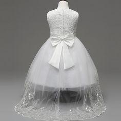 b1c9475085b Online Shop elagant girls party wear dress kids 2017 autumn flower lace  tutu girl dress teenagers princess wedding kids party wear clothes