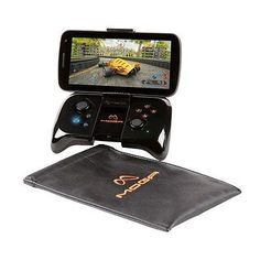 MOGA Mobile Gaming System for Android 2.3+ - Free Sonic CD and PAC-MAN Download
