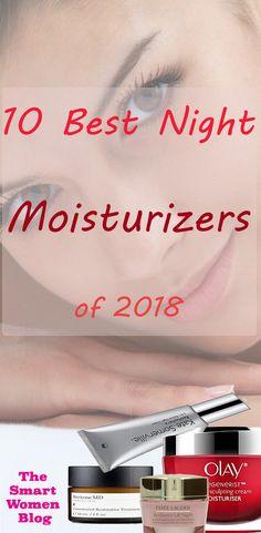 10 Best Night Moisturizers of 2018 Homemade Eye Cream, Face Scrub Homemade, Homemade Skin Care, Diy Skin Care, Homemade Soaps, Best Night Moisturizer, Homemade Moisturizer, Good Skin Tips, Homemade Beauty Tips