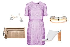 Spring Fling: 6 Pretty Wedding Outfits #refinery29  http://www.refinery29.com/64609#slide12  The Solution Keep it simple. While we're always up for elegant occasions to unleash our fashion prowess, this isn't one of them. Stick to structured dresses and simple accessories to strike a stylish-yet-understated note. But, if you simply can't help yourself, let your feet have a little fun in a snazzy pair of mules.