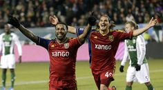 Real Salt Lake continues to redefine the meaning of rebuilding year.