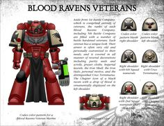 Page 1 of 6 - Blood Ravens 5th Battle Company [WIP] - posted in + WORKS IN PROGRESS +: First allow me to introduce myself. My name is Bob. I have been a member of this forum for a few years. However, I have always been more of a lurker than anything. I used to be an avid poster on TauOnline, and SecondSphere. This project log started on those forums, but I figured you guys might appreciate it. Sorry in advance for the picture vomit. I thought you might want to see everything from the…