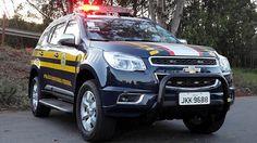 POLÍCIA RODOVIÁRIA FEDERAL. Chevrolet Trailblazer irá reforçar a Polícia Rodoviária Federal  http://blogdalider.com.br/noticias/chevrolet-trailblazer-ira-reforcar-a-policia-rodoviaria-federal
