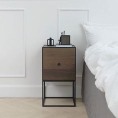 frame side board from by lassen makes the perfect nightstand www.crioll.com eindhoven