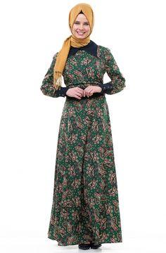 Odaniza Bahar Çiçeklerinin Kokusu Gelsin. O kokular bu elbiselerde vucut buldu... Pazartesinin en şık ismi siz olun... #hijab #gaziantep#adana #tesettur #balikesir #sivas #hatay #kocaeli #batman #mardin #rize #erzurum #kayseri #samsun #mersin #antalya #konya #amsterdam #paris #bursa #izmir #ankara #istanbul