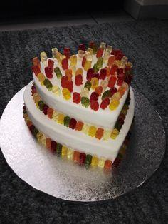 Gummibärle Torte für Felix