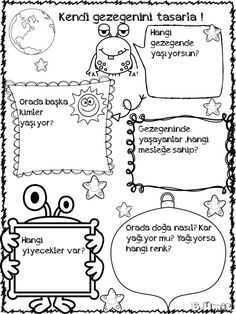 Preschool Printables, Preschool Activities, Teacher Pay Teachers, School Teacher, Earth And Solar System, All About Space, Aa School, Dinosaurs Preschool, Kindergarten