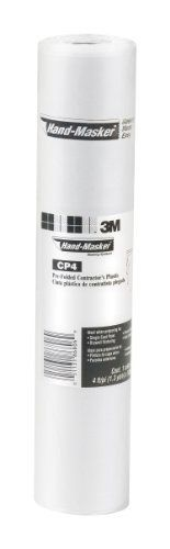 3M CP4 HandMasker PreFolded Contractors Plastic 4Foot by 180Foot Size 4Foot by 180Foot Model CP4 -- More info could be found at the image url.