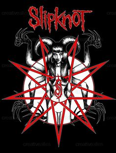 Slipknot Merchandise Graphic by Vheto Gutierrez Rap Metal, Rock Y Metal, Slipknot Lyrics, Slipknot Band, Slipknot Tattoo, Heavy Metal Art, Heavy Metal Bands, Thrash Metal, System Of A Down