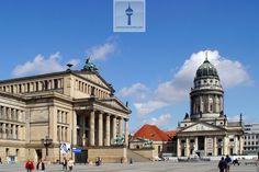 Berlin Gendarmenmarkt - Ihr Immobilienmakler Berlin - follow us http://www.imcentra.de