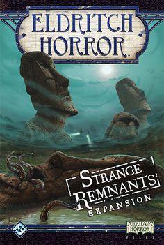 Eldritch Horror: Strange Remnants Expansion -- {$17 1-8 players}