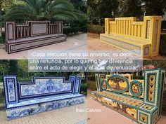 Yo me lo guiso.: Elige tu banco Table, Home Decor, Crock Pot, Banks, Chic, Places, Decoration Home, Room Decor, Tables