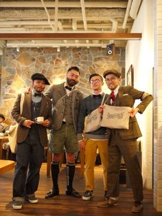 STYLE from TOKYO | street fashion based in japan: at the party...After tweed run