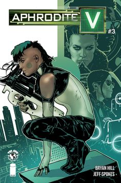 The secrets of BASILISK are revealed and Aphrodite must help Martin and Hui-Men defend a city from the technological sins of Martin's father.(W) Bryan Hill (A/CA) Jeff SpokesExpected Release Date: Savage Dragon, Sparring Gloves, Comic Boards, Cyberpunk Girl, Top Cow, 3 Arts, Comic Page, Image Comics