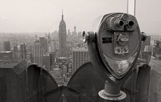 Check out New York City Observation Deck by Gabriel Masliah on Creative Market
