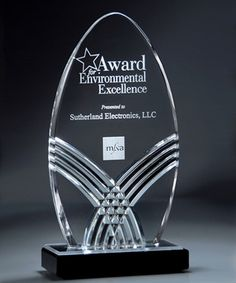 Picture of Distinction Acrylic Award