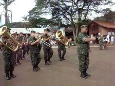 Canção de Infantaria - Expo Londrina 2011