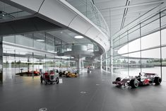 As an F1 fan I feel very privileged to have had a tour of McLaren HQ. Very kind of them to coincide it with my birthday!