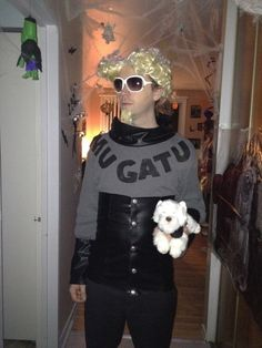 "Mugatu From ""Zoolander"": The 50 Best Halloween Costumes Of 2012 Halloween Costumes To Make, Adult Halloween, Halloween Cosplay, Cool Costumes, Costumes For Women, Costume Ideas, Halloween Ideas, Pirate Halloween, Halloween Party"