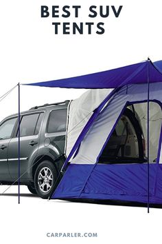 Suv Tent, Truck Tent, Camping Trailers, Camping Hacks, Pop Up Camping Tent, Jeep Cherokee Trailhawk, 2017 Ford Escape, Best Suv, Van Home