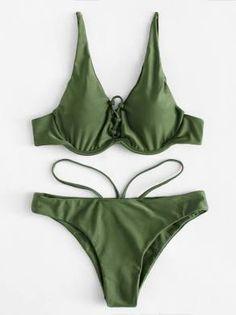 Tankini Set Donna Costumi da bagno BIG SIZE Swimwear 42-52 Tankini con Mutande Modern