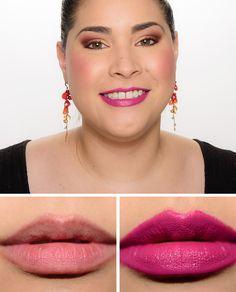 Burberry Brilliant Violet Liquid Lip Velvet Review & Swatches