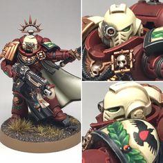 Blood Raven Primaris Captain
