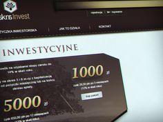 Invest by Marcin Wisniewski, via Behance