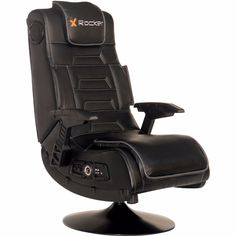 online shopping for X Rocker 51396 Pro Series Pedestal Video Gaming Chair, Wireless from top store. See new offer for X Rocker 51396 Pro Series Pedestal Video Gaming Chair, Wireless Pc Gaming Chair, Gamer Chair, Gaming Furniture, Bench Furniture, Rock Games, Farmhouse Table Chairs, Dining Chairs, Patio Table, Dining Table