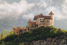 Gutenberg Castle, Balzers, Liechtenstein - Gutenberg Castle, Balzers, Liechtenstein