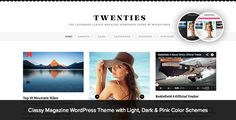This Deals Twenties - Clean, Responsive Blog WordPress Themeso please read the important details before your purchasing anyway here is the best buy