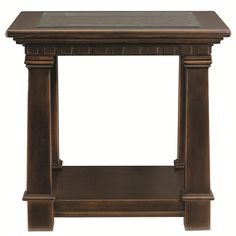 Pacific Canyon End Table by Bernhardt