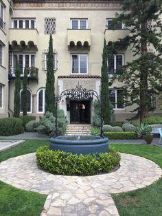 The Experimess — Un hotel en Santa Monica Santa Monica, Estilo Boho, California, Boutique, Mansions, House Styles, Blog, Home Decor, Bloodhound Dogs