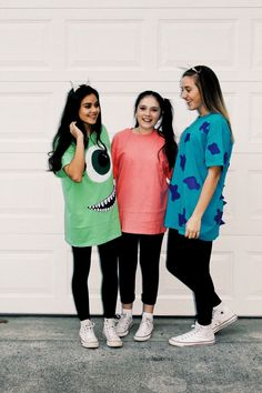 bff halloween costumes Couple Halloween Costumes For Teens Disney Three Person Halloween Costumes, Cute Group Halloween Costumes, Cute Costumes, Halloween Outfits, Trio Costumes, Couple Halloween, Disney Group Costumes, Two Person Costumes, Costume Ideas