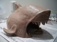 Non-vessel coil project  Covered in Clay by Deni Medina, via Behance