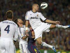 Pepe, y su ¨solfeón¨, Real Madrid. | FC Barcelona 2-2 Real Madrid. 07.10.12. Clásico español.