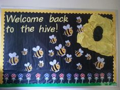 Welcome back to the hive!