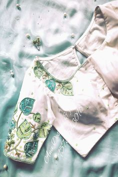 Anu Designs Fashions on March 19 can find Wedding gowns and more on our website.Anu Designs Fashions on March 19 2020 Maggam Work Designs, White Kurta, Saree Blouse Designs, Shirt Blouses, Hand Embroidery, Machine Embroidery, Wedding Gowns, Fashion Looks, Woman Clothing