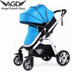 Find More Strollers Information about 2016 New Arrival Baby Stroller Little Sun Factory Direct Sales Baby Trolley Light Type High Landscape Folding,High Quality trolley fashion,China trolley backpack Suppliers, Cheap light round from Angel Growth Diary on Aliexpress.com
