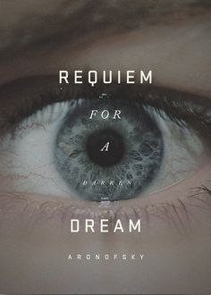 Day 6 of 365 – Requiem for a Dream   www.piclectica.com #piclectica