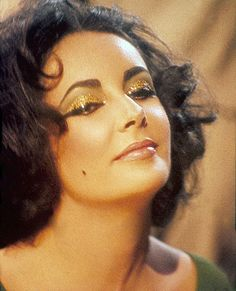 Elizabeth Taylor — Elizabeth Taylor: an enduring beauty icon: perfect...