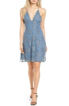 """ASTR Drew Lace Slipdress available at <a class=""""pintag"""" href=""""/explore/Nordstrom/"""" title=""""#Nordstrom explore Pinterest"""">#Nordstrom</a>"""