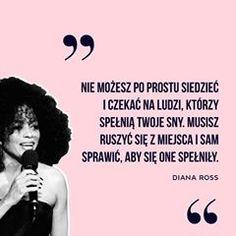 Zgadzasz się z Diana Ross — zostaw ❤⠀ ⠀ #motywacja #sobota #madama #madamaco #cytat #sukces #polishgirl #szczęście #radość #cytaty #motywacja #inspiracja #ćwiczmyrazem #marzenia #keepcalm #polish #polishgirl #luksus #cele #polishgrils #kariera #uroda #moda #kobieta #siła #cytatdnia #aforyzmy #sentencje #dianaross Diana Ross, Happy Planner, Big Big, Motivation, Woman, Instagram, Quotes, Women, Inspiration