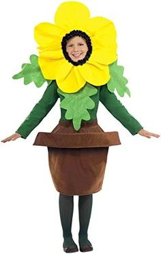 Forum Novelties Sunny Blossom Costume, One Size Forum Novelties…