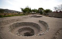 Water management- Peruvian style | Old School Garden