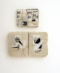 theantidote:  Artist Books by Margaret Suchland